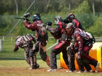 Partita a Paintball di 2 ore con 140 colpi