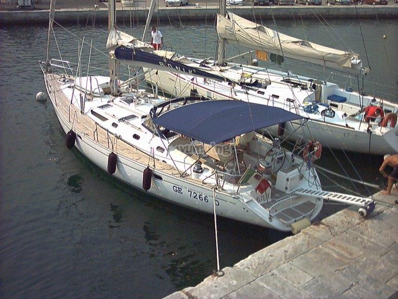 Ormeggio al porto
