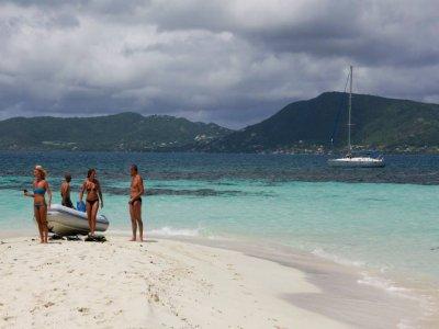 Viaggio per single ai Caraibi