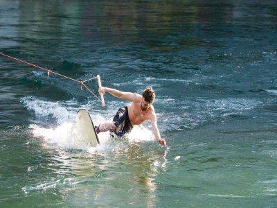 Water Ski Center Wakeboard