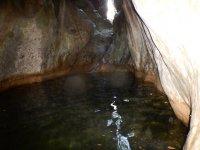 Piscina nella grotta