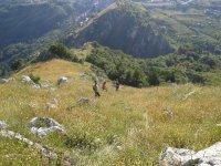 Discesa Monte Giano