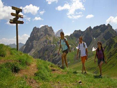 Sarntal Trekking