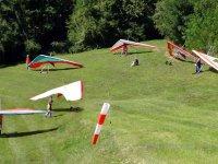 Hang-gliding courses