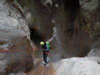 Canyoning Conche di Laviano