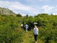 Trekking storico ambientale