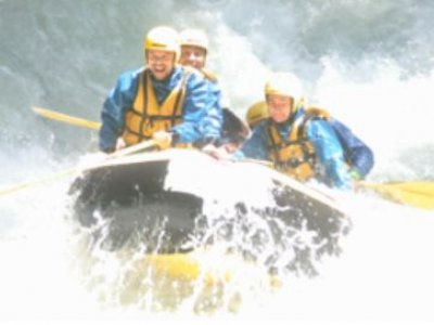 Recovery Energy Rafting