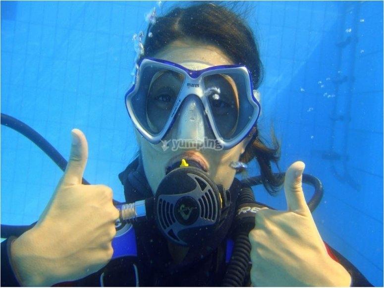 Corso subacqueo a Lamezia Terme
