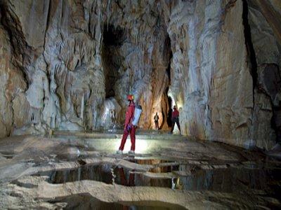 Il Parco del Colonnello Speleologia