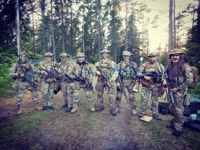 Bravo Team Joint Operation