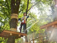 Parcours acrobatiques