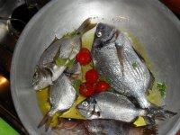 Il Pescato e cucinato