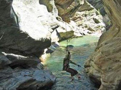 Rafting Adventure Canyoning