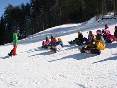 Scuola Sci Camigliatello Snowboard