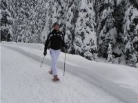 Nordic Walking anche in inverno