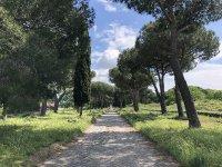 Il parco regionale dell'Appia