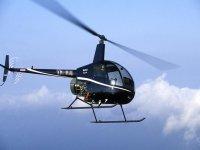 il nostro elicottero R22