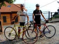 Ciclismo sul lago di Como