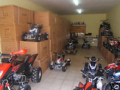 Moto M.C. Quad