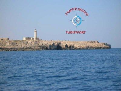 Charter Turistfort Pesca