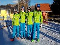 i nostri maestri di sci esperti