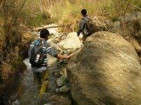 Trekking acquatico