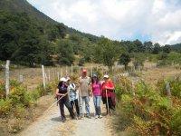 Trekking a Monte Cocuzzo