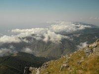 Cocuzzo, la cima più alta della catena costiera