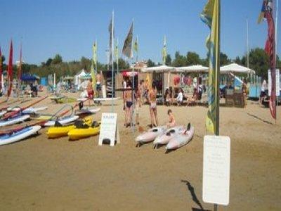 Windsurf School Bosco Canoro Canoa