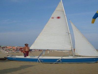 Windsurf School Bosco Canoro Vela