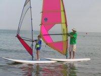 Windsurf a Bibione