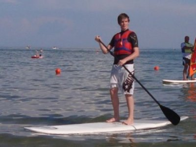 Windsurf School Bosco Canoro Paddle Surf