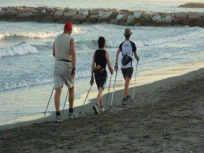 iWalk Nordic Walking