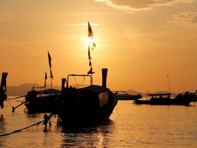 Escursione in barca di mattina a Cervia (Ravenna)