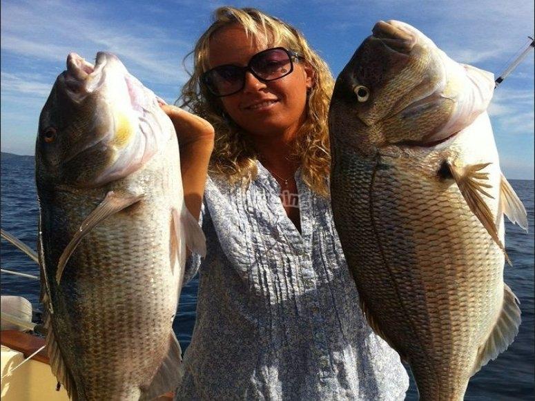 La pesca e per tutti