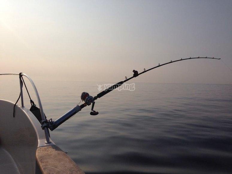 Pesca in acque profonde