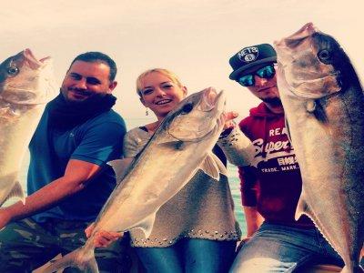 Pesca Sportiva in Barca Imperia (4 ore)