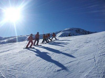 Scuola di sci  Monesi