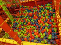 piscina palline