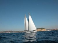 Sails rental Amalfi Coast