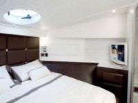 luxury on board