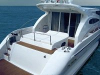 Rental boats in the Gulf