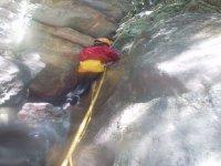 Avventuroso canyoning
