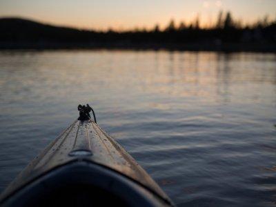 Lezione di canoa a Venezia principianti e esperti