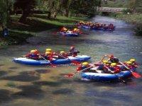 Navigare fiumi umbri