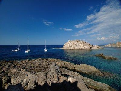 Settimana in barca a vela Oceanis 48, Carloforte
