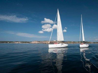 Settimana in barca acon la Dufour 40, Carloforte