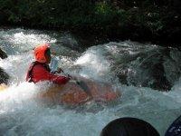 Canoe exercises