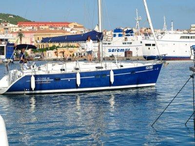 Settimana in barca a vela Oceanis 411, Carloforte