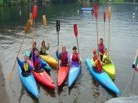 Canoa turismo